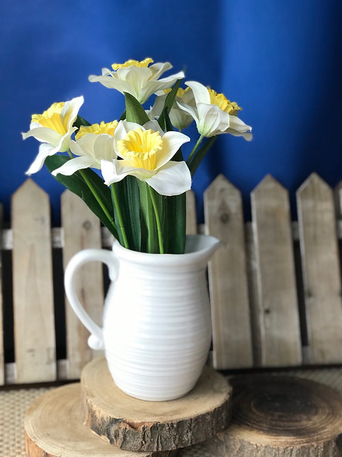 Bunch of Flowers - Vase