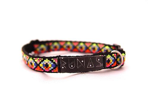 Collar de gato Tribal 001-XS