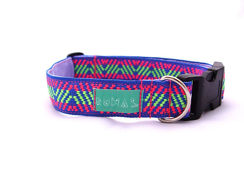 Collar de perro Tribal 002-ML