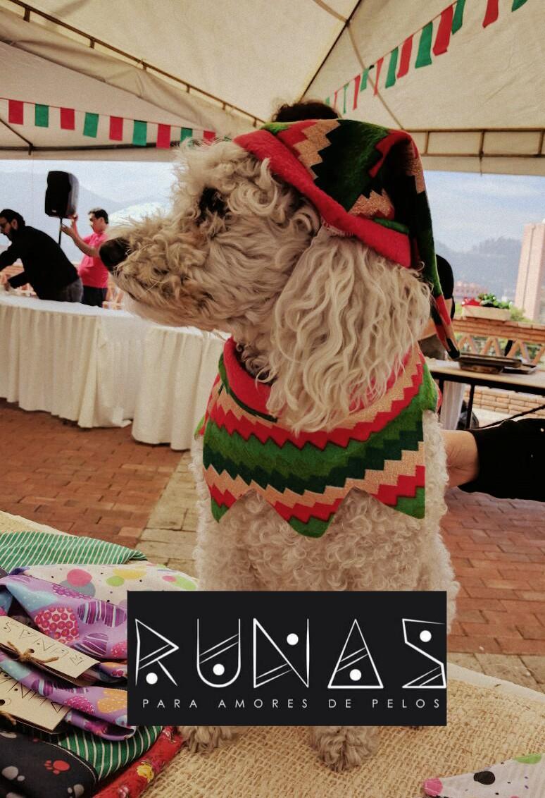 RUNAS | Pañoleta y Gorro