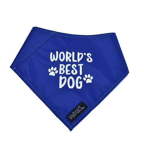 Pañoleta de perro Básica 028