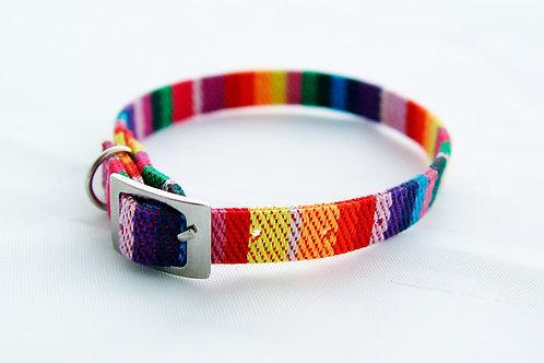 Collar de perro Folk 002-XS
