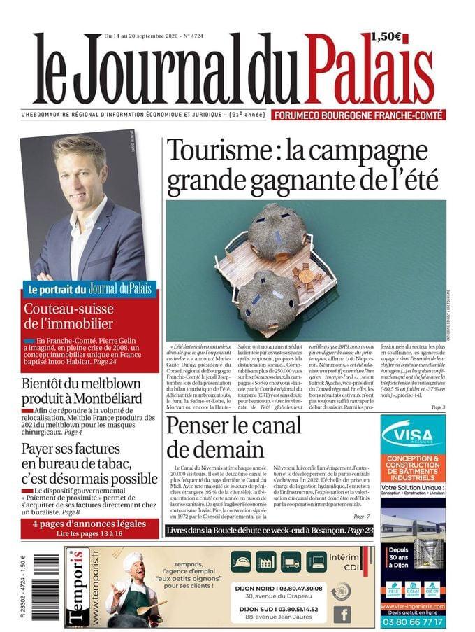 Le Journal du Palais - 20/09/2020