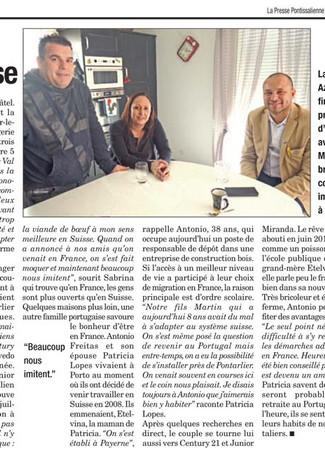 La Presse Pontissalienne - 02/2019