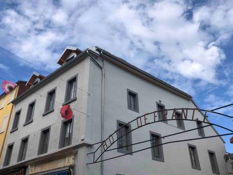 Hôtel de France à Pontarlier, un point final !