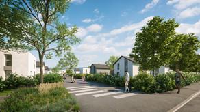 Quartier Montaigne à Pontarlier : 16 maisons individuelles disponibles à la vente livrées en 2023 !