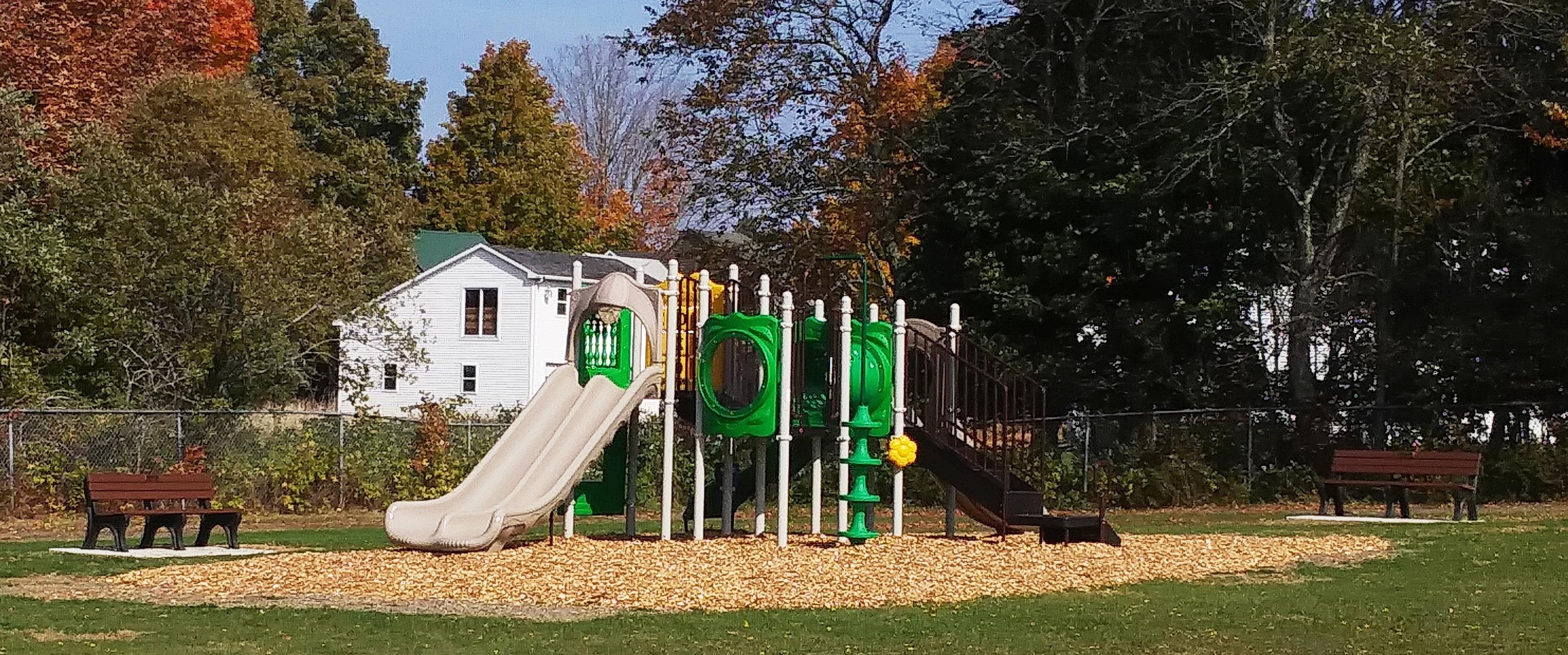 Back Playground Area