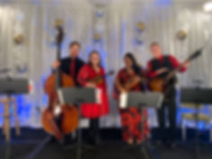 Bass/Guitar Quartet, Accoustic band, weddings events, parties Lake Mary, FL