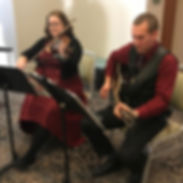 guitar and violin duo weddings events parties Lake Mary, FL, Westin Lake Mary
