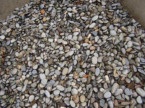 Pebbles, Sand, Drainage and Building Mix