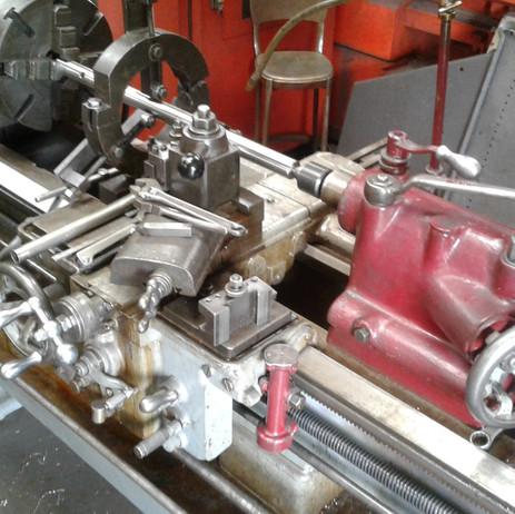 Custom Shaft Machining