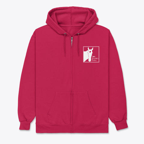 For Hank's Sake Zip Up