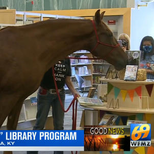 Kentucky Library Offers Unique Reading Program For Kids