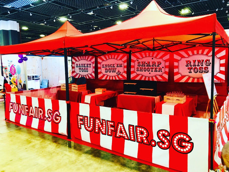 Why funfair.sg is your go to event planner