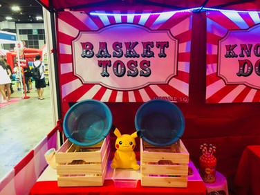 Basket Toss