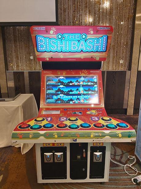 bishi bashi arcade machine rental.jpeg