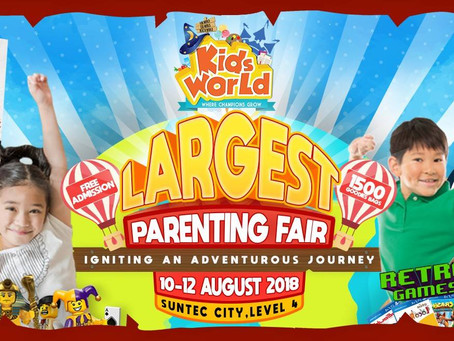 kids world event!