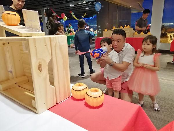 funfair game booth singapore