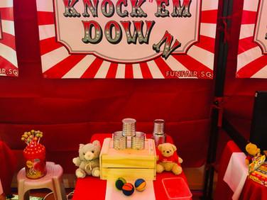 Knock Em' Down