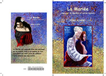 """couverture avant & arrière """"La Mariée"""""""