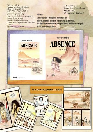 ABSENCE _ Le silence