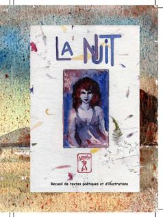 """couverture  """"LA NUIT"""""""