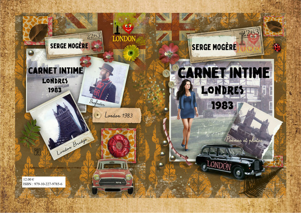 Carnet Intime - Londres 1983