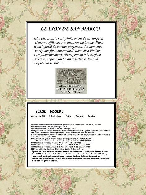 """""""Lion de San Marco"""""""