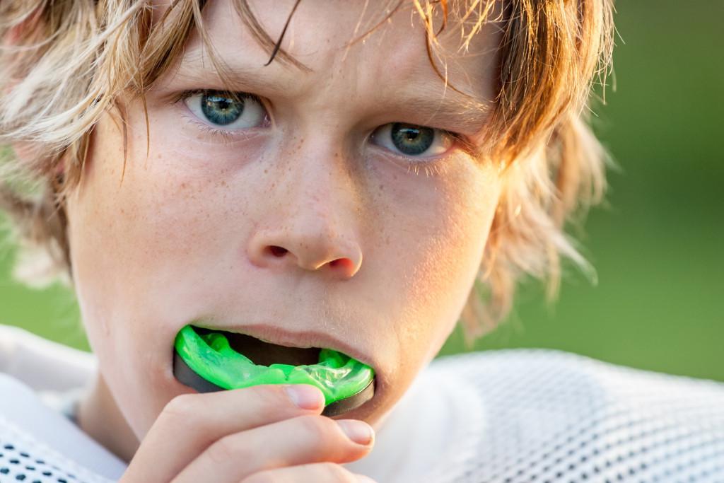 Спортивная стоматология