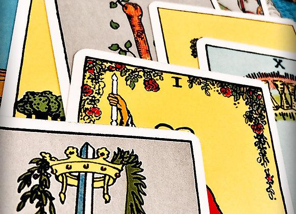 Professional In Depth Tarot Card Reading