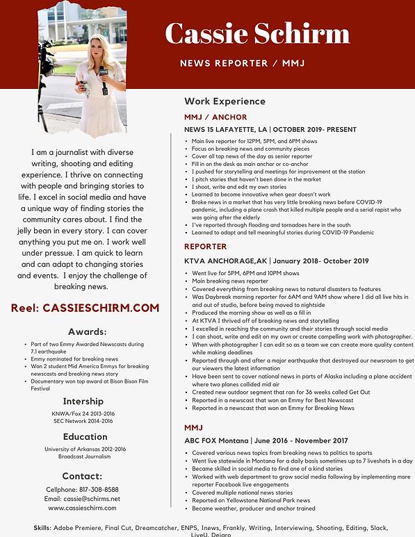 Cassie Schirm 2020 Resume.png