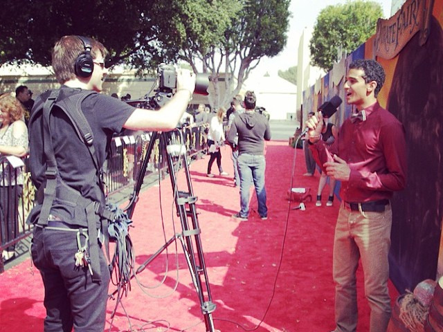 "Red Carpet Coverage of ""Disney's The Pirate Fairy"""