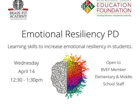 Emotional Resiliency