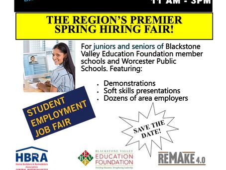 Virtual Job Fair & Career Readiness Symposium