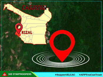Kuta ng rebeldeng NPA sa Rizal, Cagayan nadiskubre; mga pampasabog nakumpiska