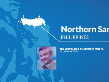 Army soldier slain, 2 others hurt in NPA ambush in Northern Samar