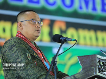 5ID,PA supports the termination of 1989 UP-DND accord