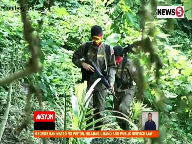 NPA formally tagged as a Terrorist Organization