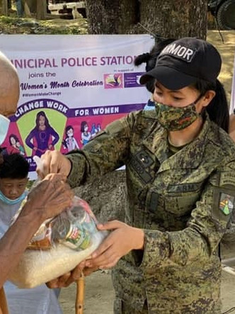 242 benefit from Expanded Caravan, Info Awareness Campaign in Zambales