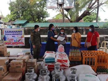 250k worth livelihood package awarded to people's org in Rizal, Nueva Ecija