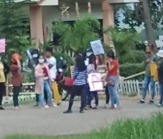 Pagkasa ng kilos protesta ng mga kabataan sa Kalinga, ikinabahala ng pamunuan ng 5ID