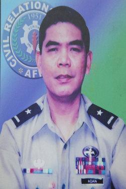 BGEN EDILBERTO P ADAN AFP