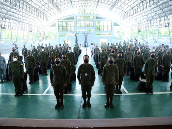 AFP Chief applauds Improved Internal Security in Northern Luzon