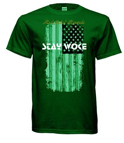 Stay Woke - Green