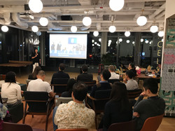 Event about startup and investment