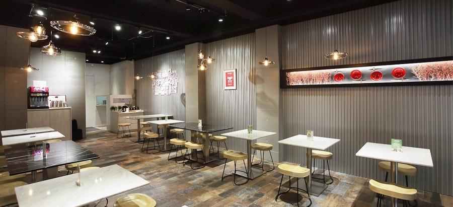 獨具品味!融合工業風的日式料理餐廳 轉自點一點