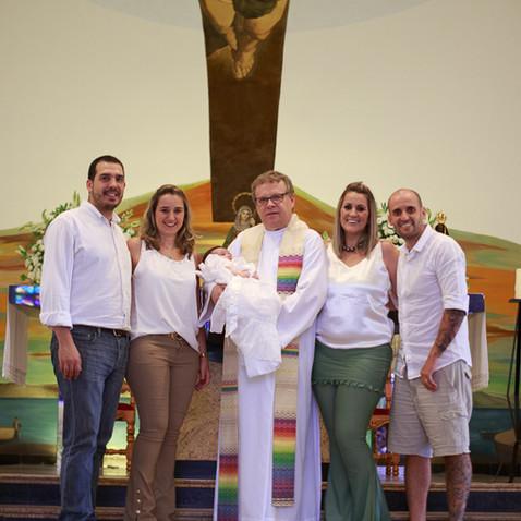 Batizado do Gael