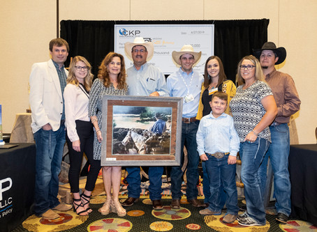 Cattlemen of the Year - Jeff Menges