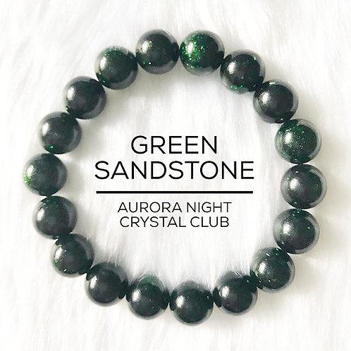 Green Sandstone / Goldstone
