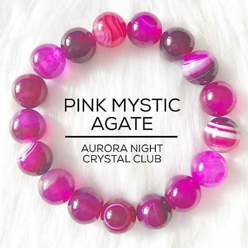Pink Mystic Agate